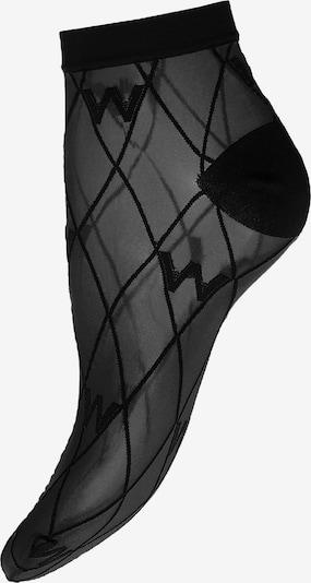 Șosete Wolford pe negru, Vizualizare produs