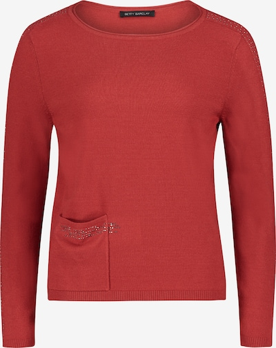 Betty Barclay Pullover in rot, Produktansicht