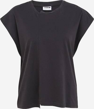Noisy May (Tall) T-shirt 'DAPHNI' en gris foncé, Vue avec produit