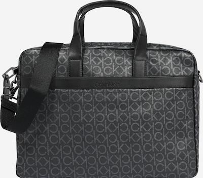 Calvin Klein Tasche in grau / schwarz, Produktansicht