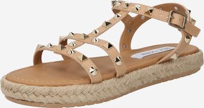 STEVE MADDEN Sandalen in beige, Produktansicht