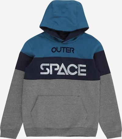 LEMON BERET Sweatshirt in blau / dunkelblau / dunkelgrau: Frontalansicht