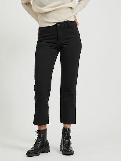 VILA Jeans in schwarz, Modelansicht