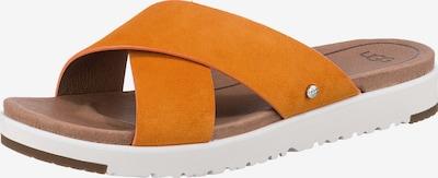 UGG Pantofle 'Kari' - šafrán, Produkt