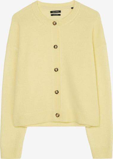 Marc O'Polo Cardigan en jaune, Vue avec produit