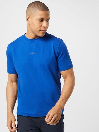 BOSS Casual T-Shirt 'TChup 10216254 01' en bleu: Vue de face