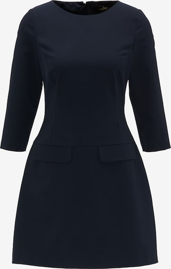 usha BLACK LABEL Kleid in blau, Produktansicht