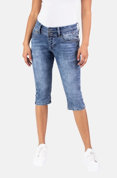 Blue Monkey Jeans 'Mary' in Blue, View model