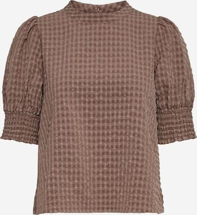 VERO MODA Bluse 'Madison' in braun / hellbraun, Produktansicht