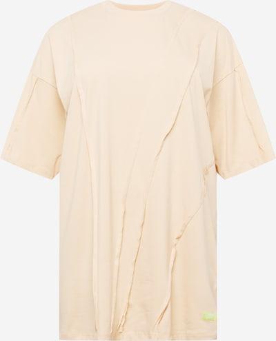Public Desire Curve Robe 'OVE' en beige, Vue avec produit