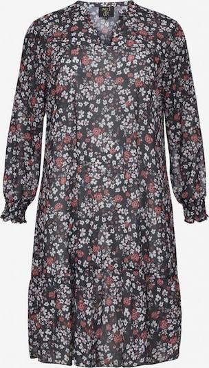 NO.1 by OX Kleid in pink / schwarz / weiß, Produktansicht
