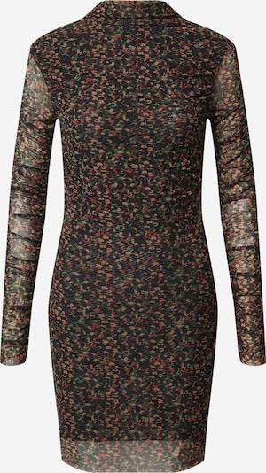 PATRIZIA PEPE Kleid en beige / grün / rostrot / schwarz, Vue avec produit