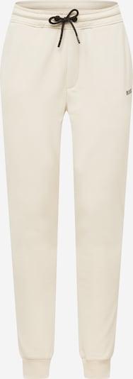 Pantaloni 'Skeevo' BOSS Casual pe crem / negru, Vizualizare produs