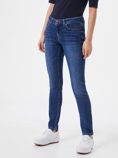 OPUS Jeans 'Elma' in dunkelblau, Modelansicht