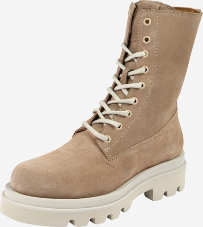Toral Lace-Up Boots in Dark beige, Item view