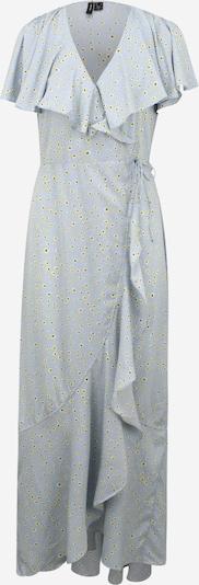 Vero Moda Tall Jurk 'HENNA' in de kleur Lichtblauw / Geel / Zwart / Wit, Productweergave