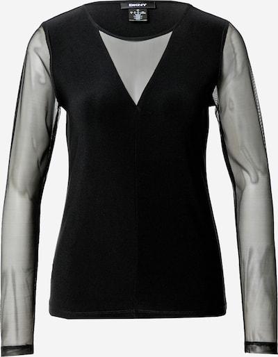 DKNY T-shirt en noir, Vue avec produit