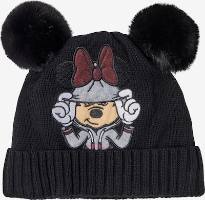 NAME IT Mütze 'Minnie' in mischfarben / schwarz, Produktansicht