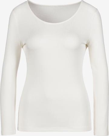 LASCANA Tričko - biela