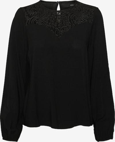 VERO MODA Bluse 'Vica' in schwarz, Produktansicht