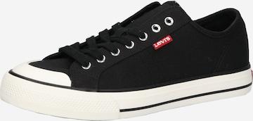 LEVI'S Sneakers 'Hernandez' in Black