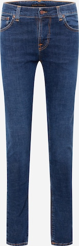 Nudie Jeans Co Farmer 'Tight Terry' - kék
