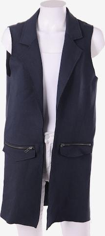Topshop Vest in S in Blue