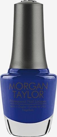 Morgan Taylor Nail Polish 'Blue Collection' in Blue
