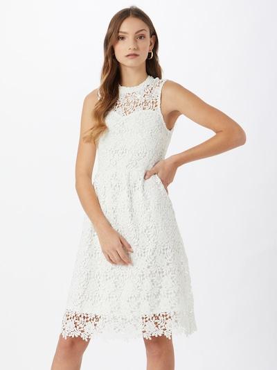 VILA Kleid in naturweiß, Modelansicht