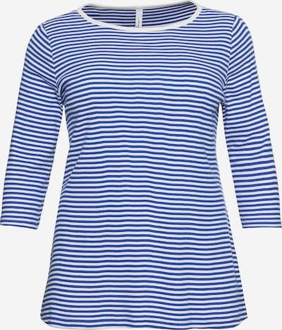 SHEEGO Majica u kraljevsko plava / bijela, Pregled proizvoda