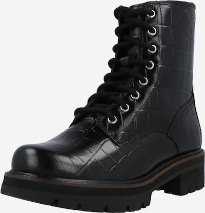CLARKS Lace-Up Ankle Boots 'Orianna' in Black, Item view