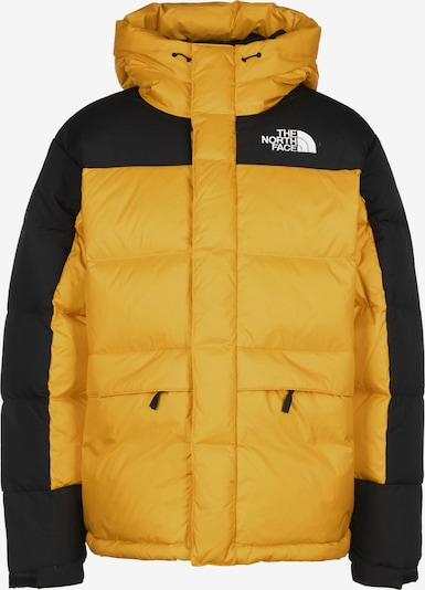 THE NORTH FACE Veste outdoor 'Himalayan' en jaune / noir, Vue avec produit