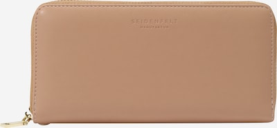 Seidenfelt Manufaktur Wallet 'Smilla' in Light brown, Item view