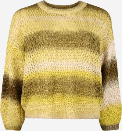 Vero Moda Curve Pullover in gelb / mischfarben, Produktansicht