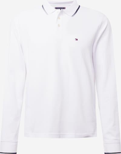 TOMMY HILFIGER Bluser & t-shirts i mørkeblå / hvid, Produktvisning