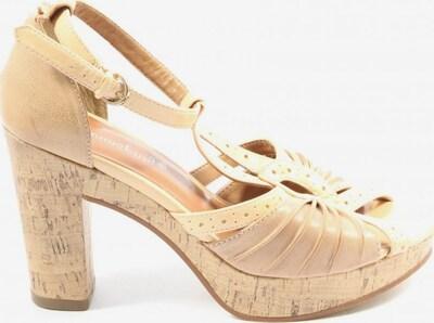 Sommerkind Riemchen-Sandaletten in 39 in nude, Produktansicht