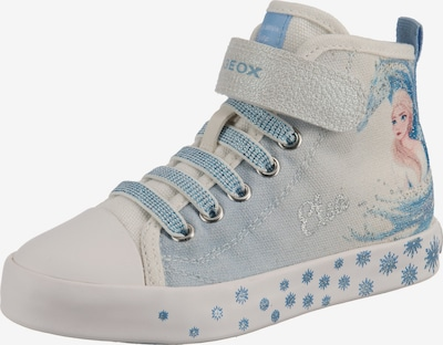 GEOX Sneakers 'CIAK' in hellblau / weiß, Produktansicht