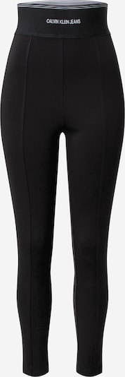 Calvin Klein Jeans Клин в черно / бяло, Преглед на продукта