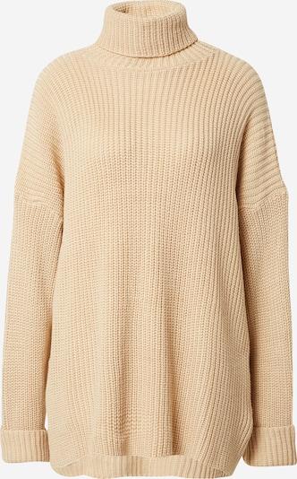 GLAMOROUS Pullover in beige, Produktansicht