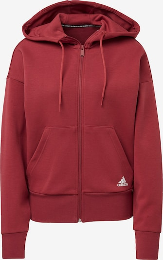 ADIDAS PERFORMANCE Jacke in rot, Produktansicht