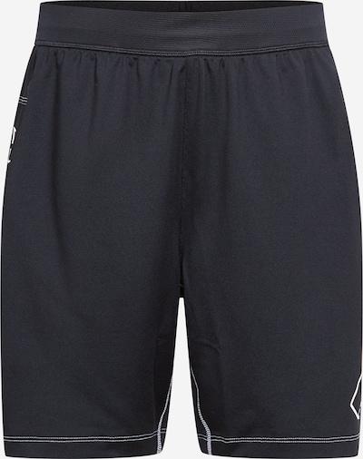 Pantaloni sportivi 'Hype' ADIDAS PERFORMANCE di colore nero / bianco, Visualizzazione prodotti