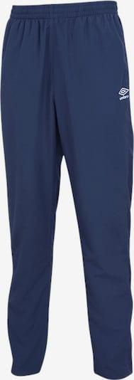 UMBRO Hose in blau, Produktansicht