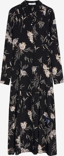 MANGO Kleid 'North' in mischfarben / schwarz, Produktansicht