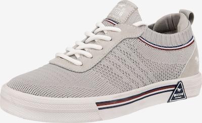 MUSTANG Sneaker in hellgrau, Produktansicht