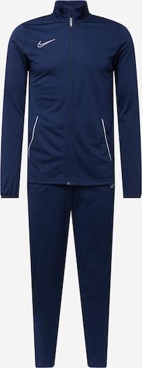 Treniruočių kostiumas 'Academy' iš NIKE, spalva – tamsiai mėlyna / balta, Prekių apžvalga