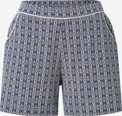 CALIDA Shorts 'Favourites Spring' in blau / weiß, Produktansicht