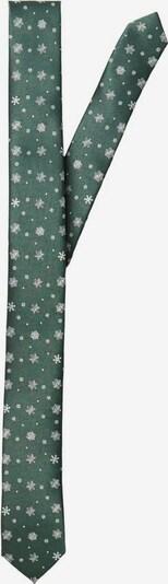 SELECTED HOMME Stropdas in de kleur Groen / Zilver, Productweergave