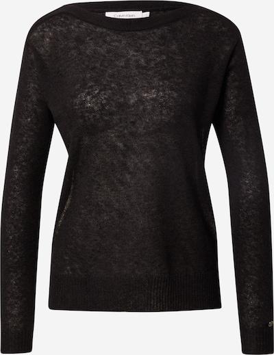 Calvin Klein Sweater in Black / White, Item view