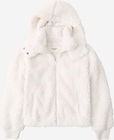 Abercrombie & Fitch Sweatvest in de kleur Wit, Productweergave