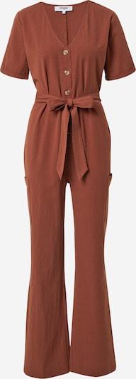 ABOUT YOU Limited Jumpsuit 'Yvonne' i brun, Produktvisning